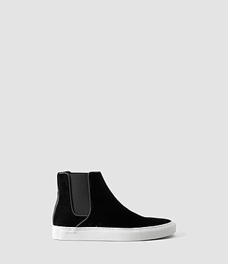Mens Helix Hi Top (Black)