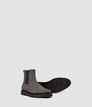 Hommes Foundry Boot (Charcoal) - product_image_alt_text_3