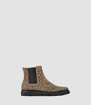 Mens Foundry Boot (LEOPARD BROWN)
