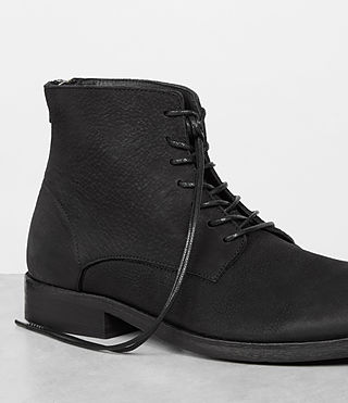 Men's Sett Boot (Washed Black) - product_image_alt_text_2