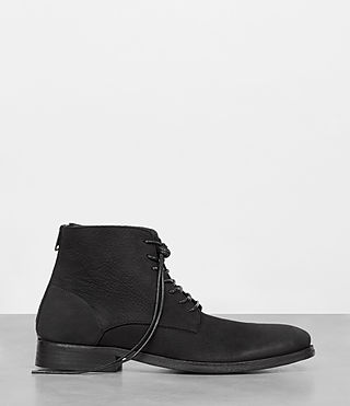 Men's Sett Boot (Washed Black) - product_image_alt_text_4