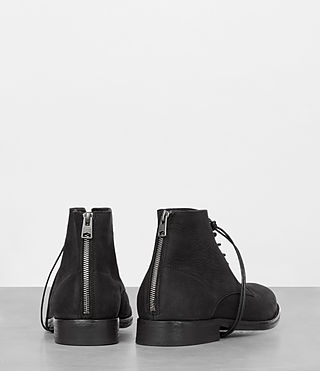 Hommes Sett Boot (Washed Black) - product_image_alt_text_5