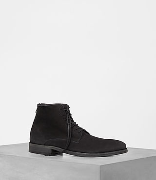 Mens Sett Boot (Black)