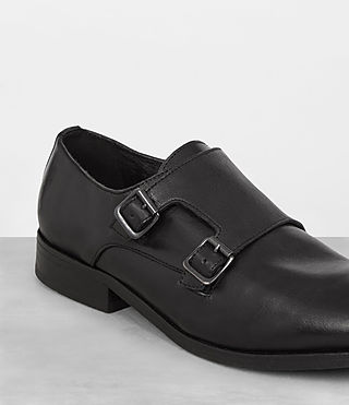 Men's Hynes Monk Shoe (ONYX BLACK) - product_image_alt_text_2