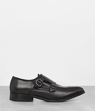 Men's Hynes Monk Shoe (ONYX BLACK) - product_image_alt_text_3