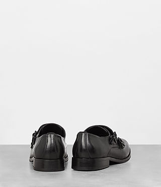 Men's Hynes Monk Shoe (ONYX BLACK) - product_image_alt_text_5