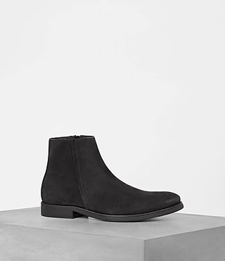 Uomo Lance Boot (Black)