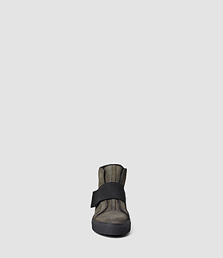 Hombres Level Hi-Top (Military Green) - product_image_alt_text_2