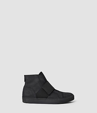 Hommes Level Hi-Top (Black)