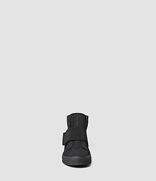 Hommes Level Hi-Top (Black) - product_image_alt_text_2