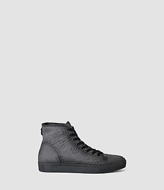 Hommes Pursuit Hi-top (Charcoal)