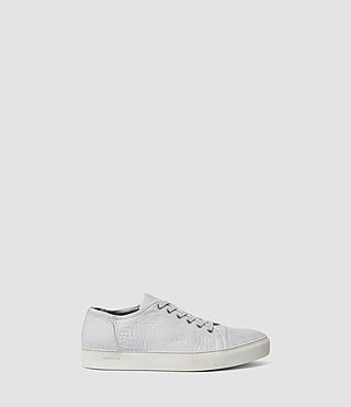 Hombres Pursuit Low-top (Light Grey)
