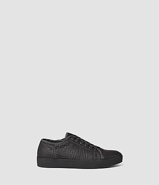 Hombres Pursuit Low-top (Washed Black)