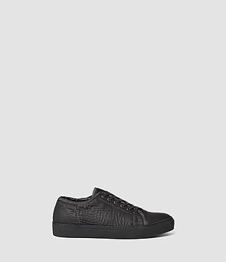 Mens Pursuit Low-top (Washed Black)