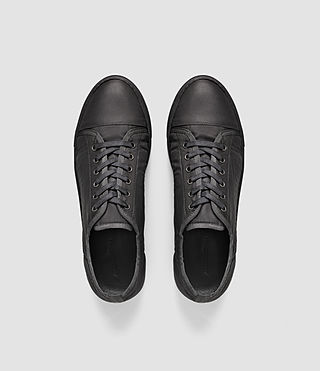 Mens Pursuit Low-top (Washed Black) - product_image_alt_text_4