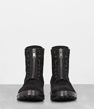 Hombres Botas Convoy (Washed Black) - product_image_alt_text_3