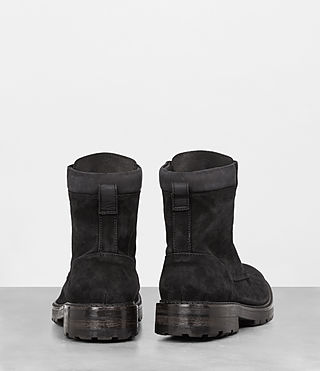Hombres Botas Convoy (Washed Black) - product_image_alt_text_5