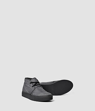 Uomo Rush Desert Boot (Charcoal) - product_image_alt_text_3