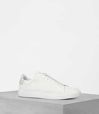 Hombres Code Low-top (Chalk White) - Image 1