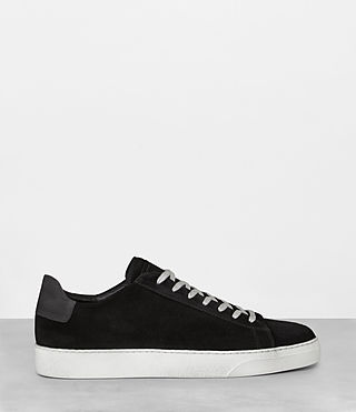 Mens Code Low-Top Sneaker (Black) - Image 3
