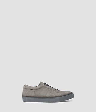 Mens Pact Low-top Sneaker (Steel Grey)