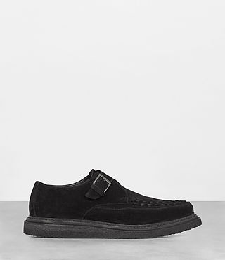 Men's Valve Shoe (Black) - product_image_alt_text_2