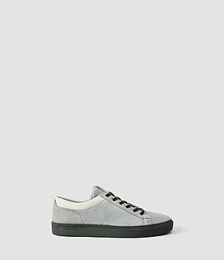 Mens Rift Crescent Low Top (Steel Grey)