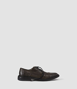 Mens Trait Brogue (Bitter Choc)