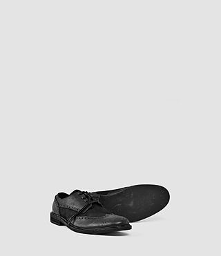 Hommes Whistler Brogue (Black Cord) - product_image_alt_text_3
