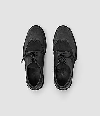 Hommes Whistler Brogue (Black Cord) - product_image_alt_text_4