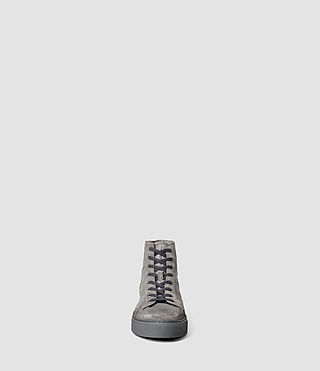 Hommes Pact Hi-top (Steel Grey) - product_image_alt_text_2