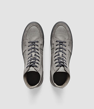 Hommes Pact Hi-top (Steel Grey) - product_image_alt_text_4