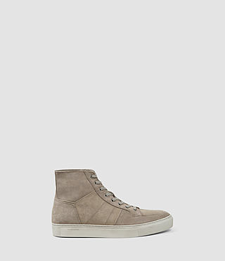 Uomo Pact Hi-top (WashedTaupe) -