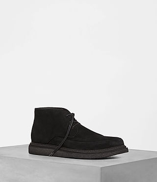Mens Lark Boot (Jet Black) - product_image_alt_text_1