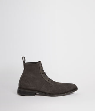 Hommes Bottines Trent (Charcoal Grey) - Image 1