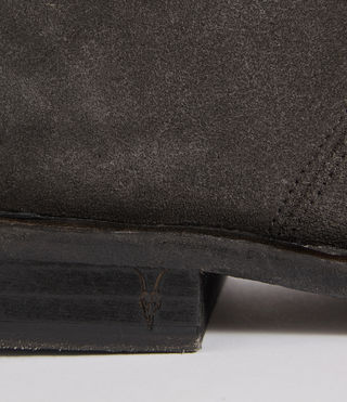 Hommes Bottines Trent (Charcoal Grey) - Image 2