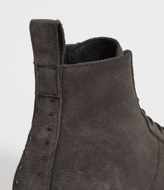 Hommes Bottines Trent (Charcoal Grey) - Image 3
