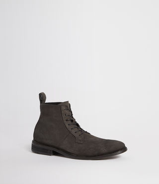Hommes Bottines Trent (Charcoal Grey) - Image 4