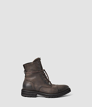 Uomo Arena Zip Boot (Bitter Brown)