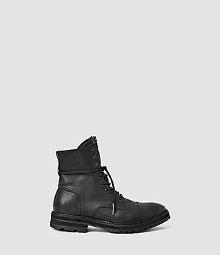 Hommes Arena Zip Boot (Black) -
