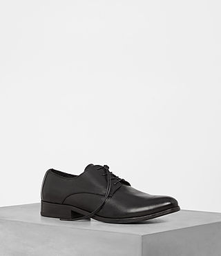 Men's Miter Shoe (ONYX BLACK)