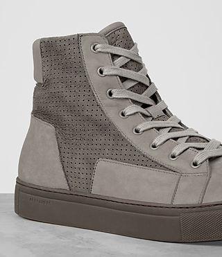 Uomo Alt Hi-top Sneaker (LIGHT TAUPE) - product_image_alt_text_2
