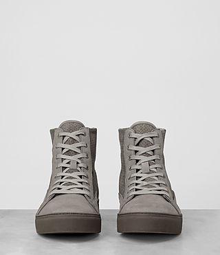 Uomo Alt Hi-top Sneaker (LIGHT TAUPE) - product_image_alt_text_3
