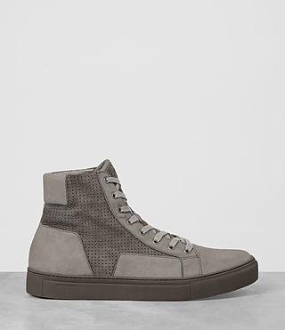 Uomo Alt Hi-top Sneaker (LIGHT TAUPE) - product_image_alt_text_4