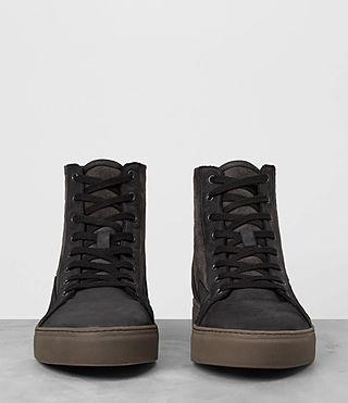 Men's Alt Hi-top Sneaker (Charcoal/Black) - product_image_alt_text_3