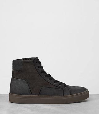 Men's Alt Hi-top Sneaker (Charcoal/Black) - product_image_alt_text_4