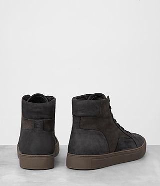 Men's Alt Hi-top Sneaker (Charcoal/Black) - product_image_alt_text_5