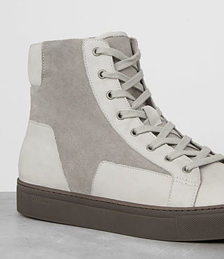 Men's Alt Hi-top Sneaker (Chalk) - product_image_alt_text_2