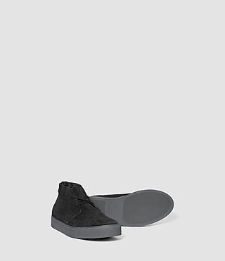 Herren Pace Desert Boot (Washed Black) - product_image_alt_text_3