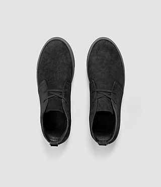 Herren Pace Desert Boot (Washed Black) - product_image_alt_text_4
